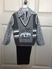 Formal suit for 1-2 years old. Edmonton, T5X 0J1