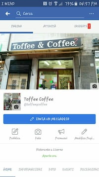 Toffee  & Coffee  2 Livorno
