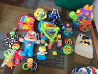 Infant toy lot Mount Healthy, 45231