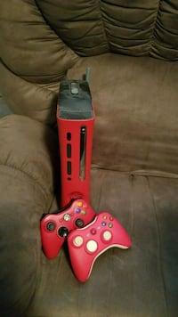 Red Xbox 360 250 GB HD Frederick, 21702