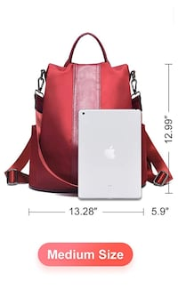 Brand new Backpack Purse Waterproof (pick up only) Alexandria, 22310
