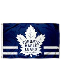 BrandNew NFL/NHL banner flag maple leaf blue jay packers patriots more Toronto, M1X 1W2