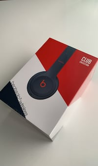Beats Solo 3 Wireless Lacivert