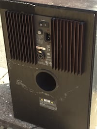 JBL Bi-Amplified Reference Monitor Speakers Townsend