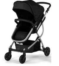 Baby's black and gray stroller South Amboy, 08879