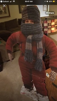 Ralphie life size cutout from A Christmas Story Jacksonville, 32258