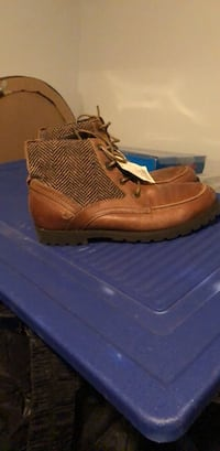 Levi's brown men's leather boots Halifax, B3T 2G4