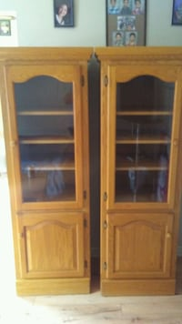 Matching cabinets nice shape clean home pick up on EDMONTON