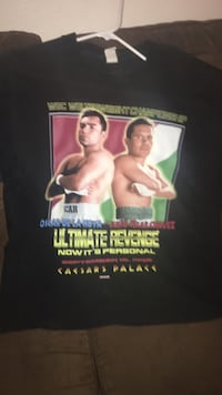 black and brown Ultimate Revenge t-shirt El Centro, 92243