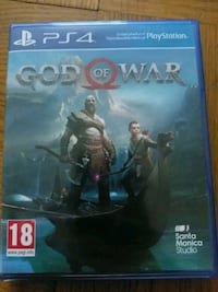 God Of War 4  6553 km