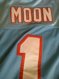 New Warren Moon Authentic Jerseys Washington