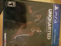 Uncharted psp4 game