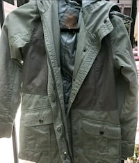 New Olive green army jacket size Small Chicago, 60652