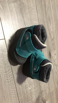 Toddler North Face boots Surrey, V4P 1P5