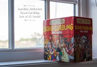 Horrible Histories Blood-Curdling Box of Books Vaughan, L6A 4C6