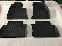 Weather tech floor mats for a 2014 CTS Cadillac all sales are final Kenosha, 53140