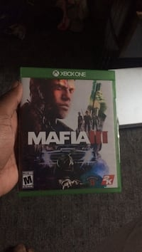 Mafia 3 Xbox One game case Baltimore, 21216