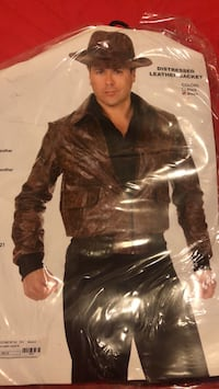 Tanned leather jacket (costume ) Parma, 83660