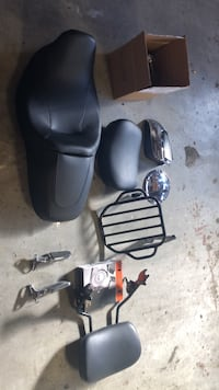 2017 Harley Davidson Touring Parts Granite Falls, 98252