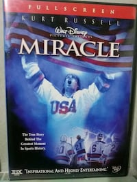 Miracle dvd