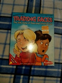Trading faces emotional skills game Inverness, 34453