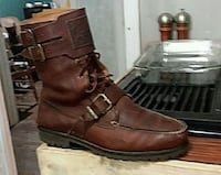 pair of brown leather boots Memphis, 38135
