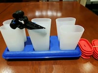 TUPPERWARE* Mickey Mouse Popsicle mold (NEW)