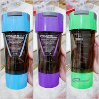 PRICE IS FIRM, PICKUP ONLY - 3 Cyclone Cups - Brand New (400ML) - Toronto, M4B 2T2