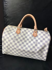 Louis Vuitton speedy 35 Reston, 20190