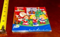 New Fisher Price Little People Jingle Bell Rock CD San Jacinto, 92582
