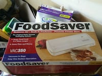 FoodSaver Vacuum Pack system weather extra bags  Webster, 14580