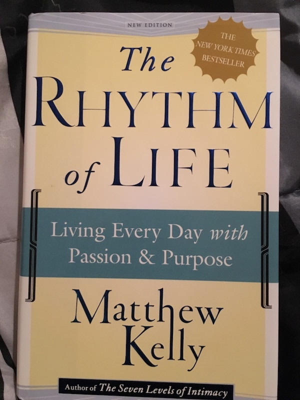 Used The Rhythm Of Life Book For Sale In Downey Letgo