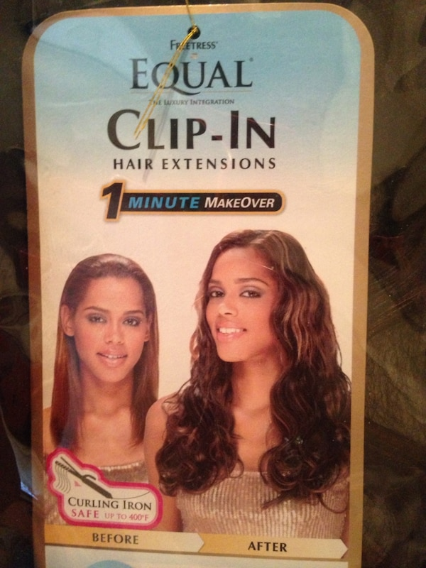 Used Equal Clip In Hair Extensions For Sale In Douglasville Letgo