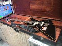 Ibanez Destroyer DT650 X Series 1983 Black Baltimore, 21216