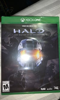 Halo master chief collection Xbox one Alexandria, 22309