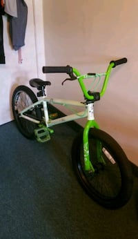 Bmx light green