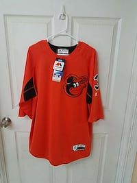 red ice hockey jersey shirt