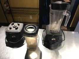Waring Xtreme Commercial Blender x 2 – Working Condition