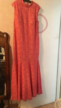 Women's red sleeveless dress West Valley City, 84119