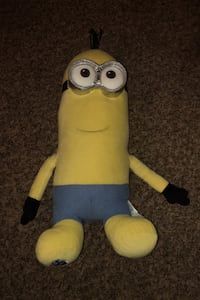 Minions Build a bear plushy toy