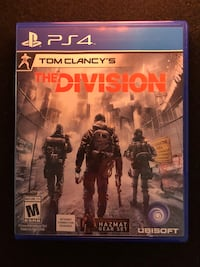 The Division (PS4) Robbinsdale, 55422