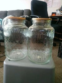 Large glass containers