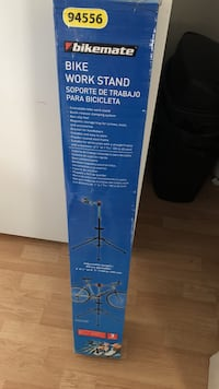 Bikemate bike work stand box