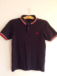 Fred Perry mørkeblå polo Bergen, 5053