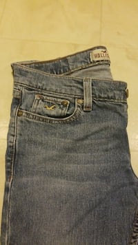 Hollister jeans girls 5 stretch