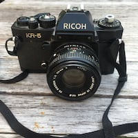 RICOH 50mm KR-5 Camera Toronto, M4B 1G3