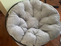 Gray papasan chair  Joppa, 21085