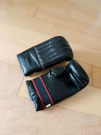 Punching bag gloves -Medium , barely used Mississauga, L4Y 3M5