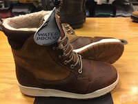 TIMBERLAND RAYSTOWN 200G WATERPROOF BOOTS BROWN Scarborough, Toronto, ON, Canada