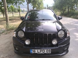 2008 Jeep Compass 2.0 CRD LIMITED